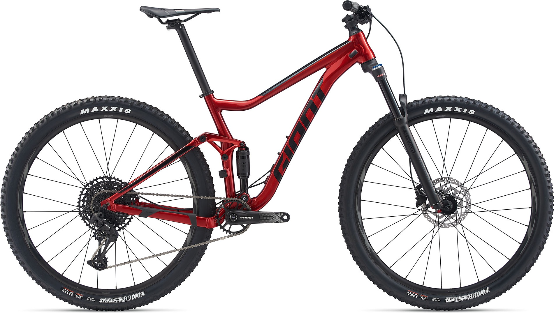 Giant Stance 29 2 (Metallic Red)