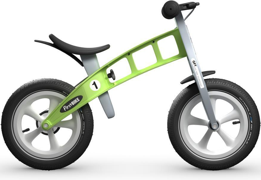 FirstBIKE Cross with Brake 2020 (Green)