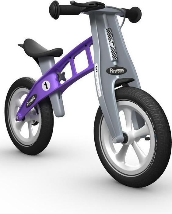 FirstBIKE Racing with Brake 2020 (Violet)
