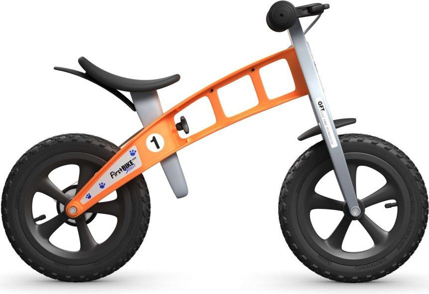 FirstBIKE Fat Cross with Brake 2020 (Orange)